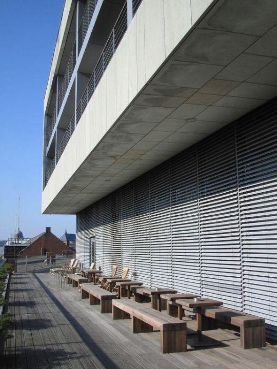 Dachterrasse side design hotel hamburg in hamburg for Hotel hamburg designhotel