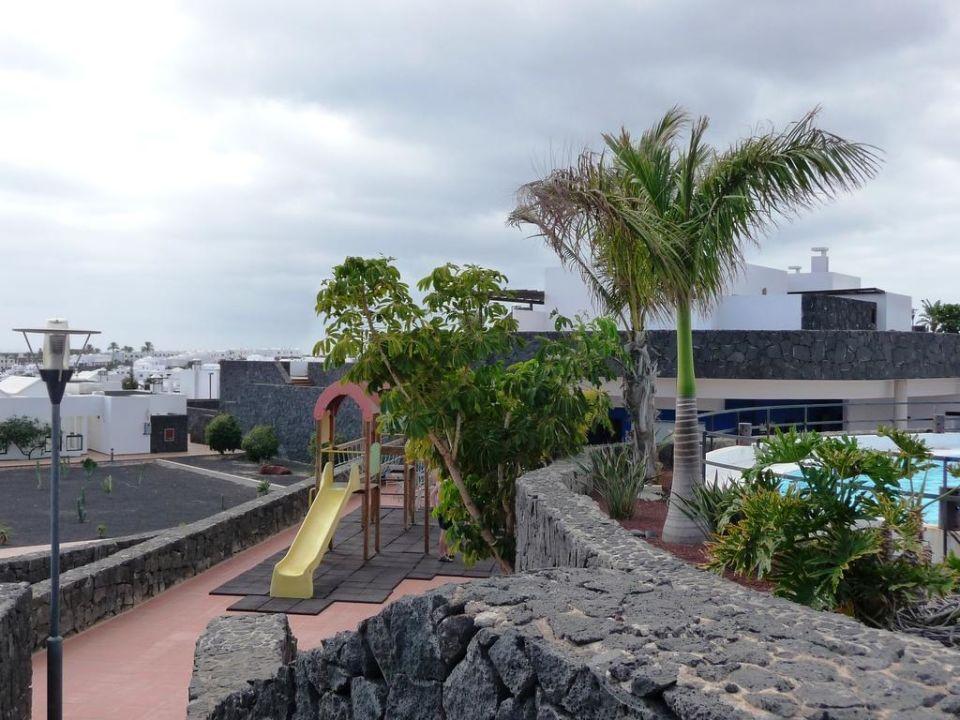 Kleiner Spielplatz Iberostar La Bocayna Village