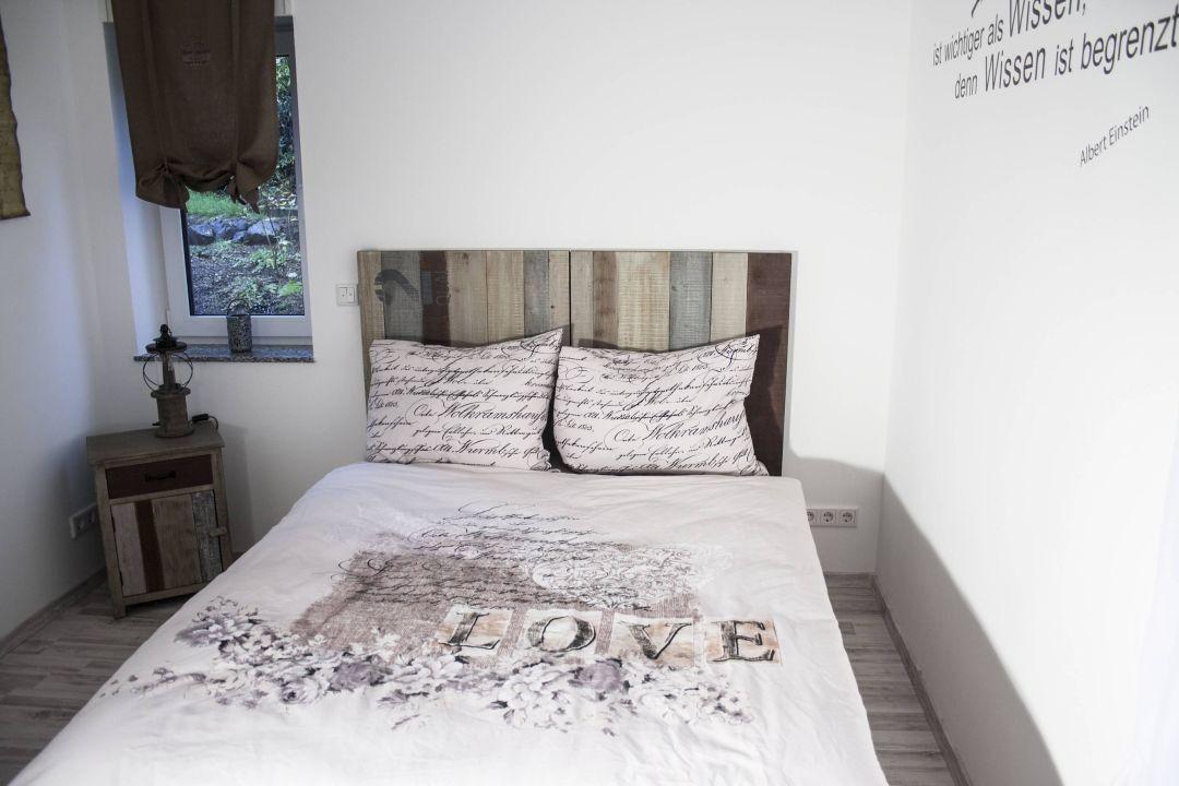 Schlafzimmer 3 Fereinwohnung Viva La Vida in Sayn\