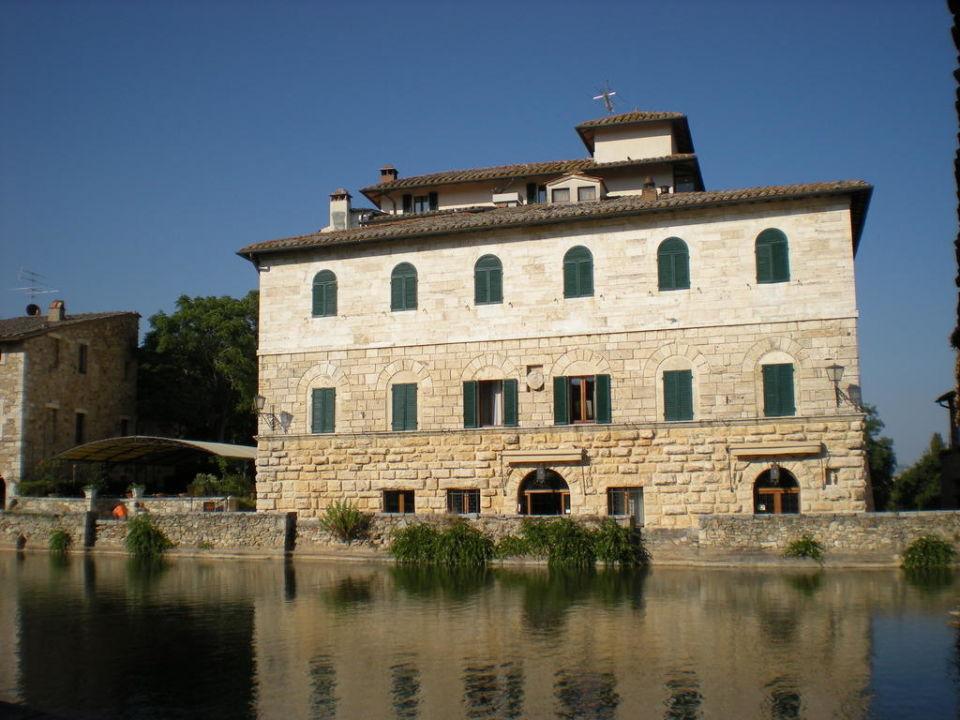 Außenansicht Albergo Le Terme