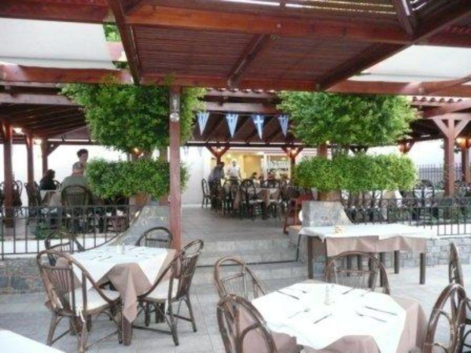 Terrasse Eurohotel Katrin Hotel & Bungalows