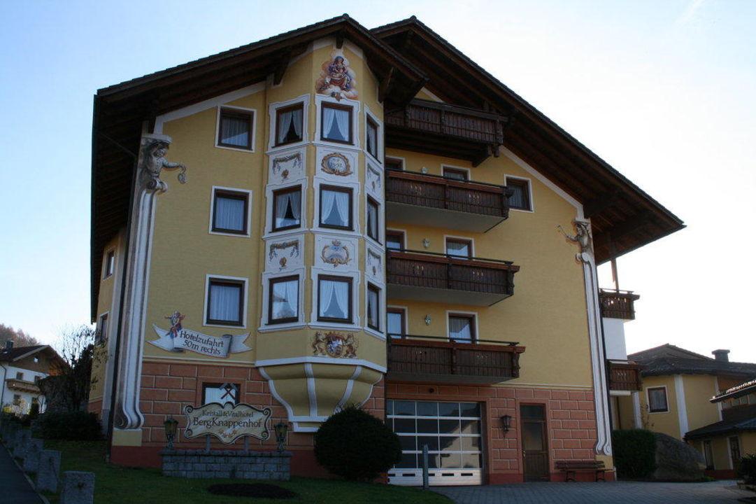 Erster Endruck Hotel Bergknappenhof