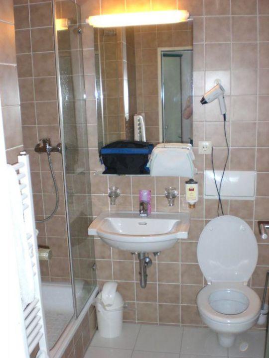 Badezimmer Leonardo Hotel & Residenz München\