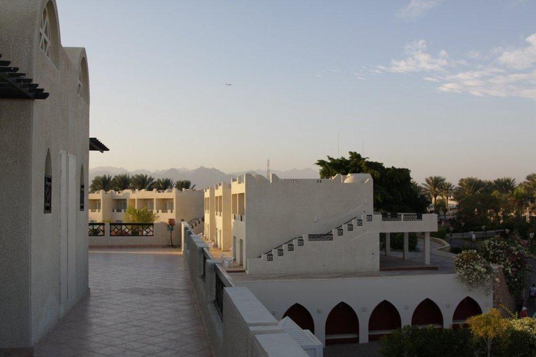 200er- und 400er-Zimmer Hotel Reef Oasis Beach Resort