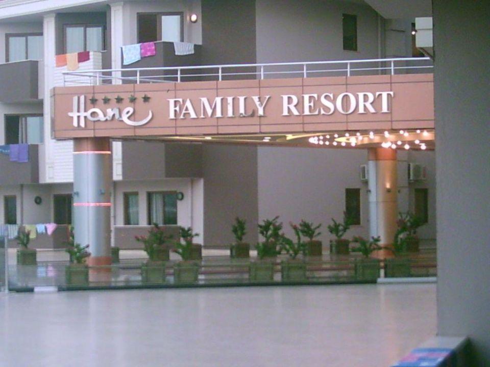 Bild Quot Eingang Hane Family Quot Zu Primasol Hane Family Resort