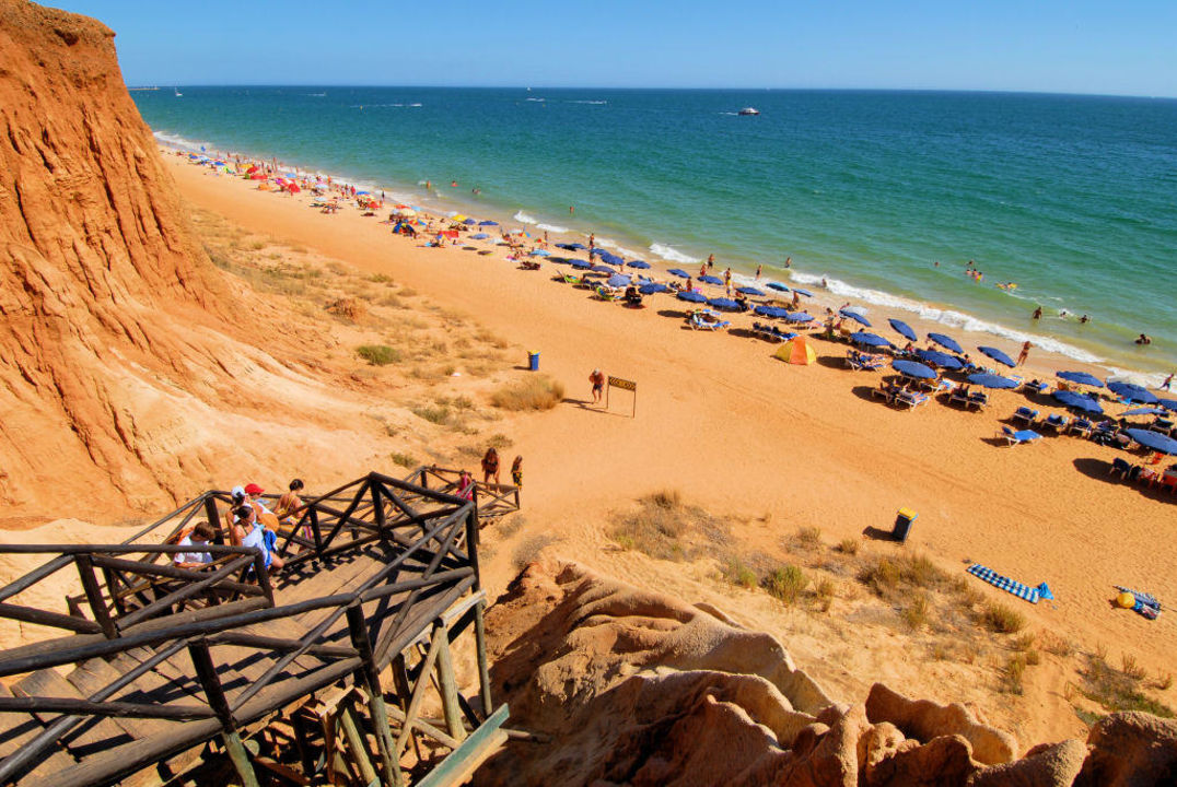 Treppe Zum Strand Adriana Club Beach Resort Vilamoura