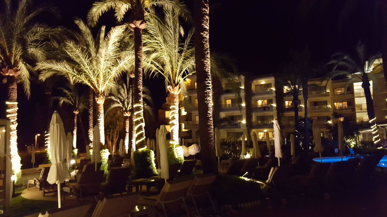 Quot Abends Quot Vanity Hotel Golf Alcudia Holidaycheck