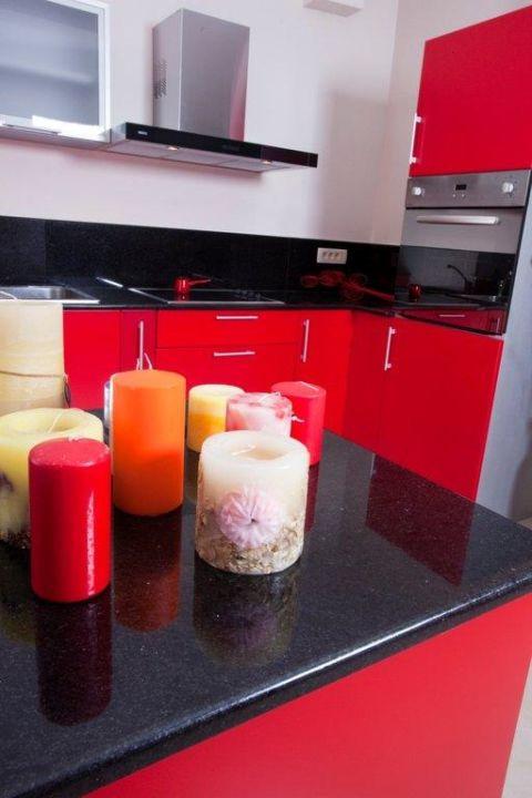 Kitchen Villa Pajo