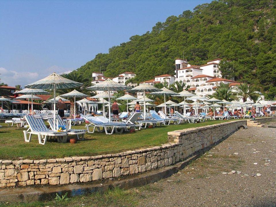 Pool Beach Kiriş World Hotel by Voyage  (geschlossen)