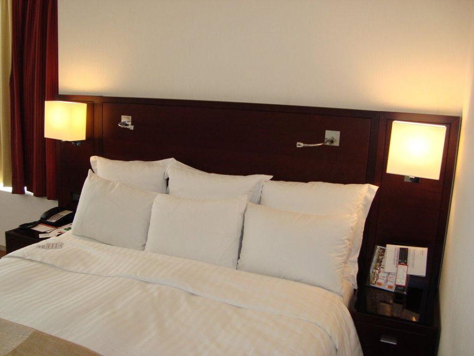 Executive-Zimmer 3506 Zürich Marriott Hotel