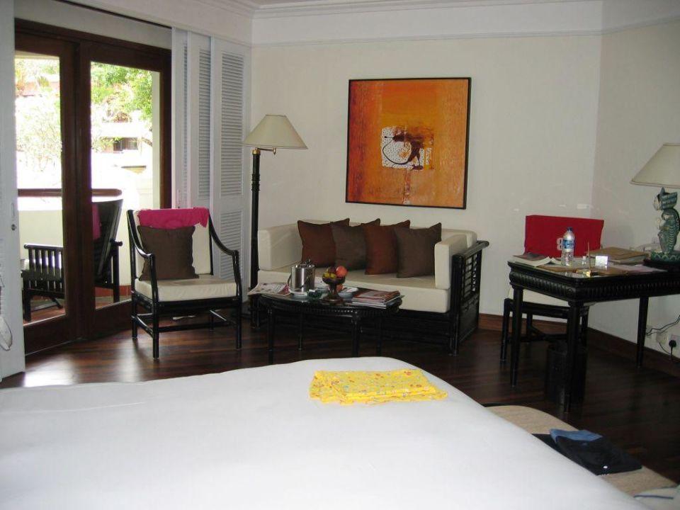 Clubzimmer InterContinental Bali Resort