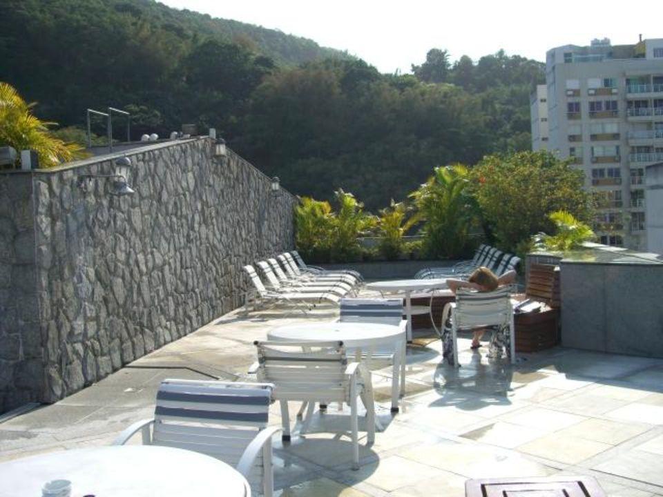 Pool Hotel Merlin Copacabana