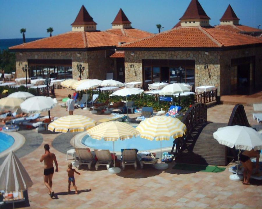 Panorama 4, Gypsophila Hotel Club Gypsophila Holiday Village
