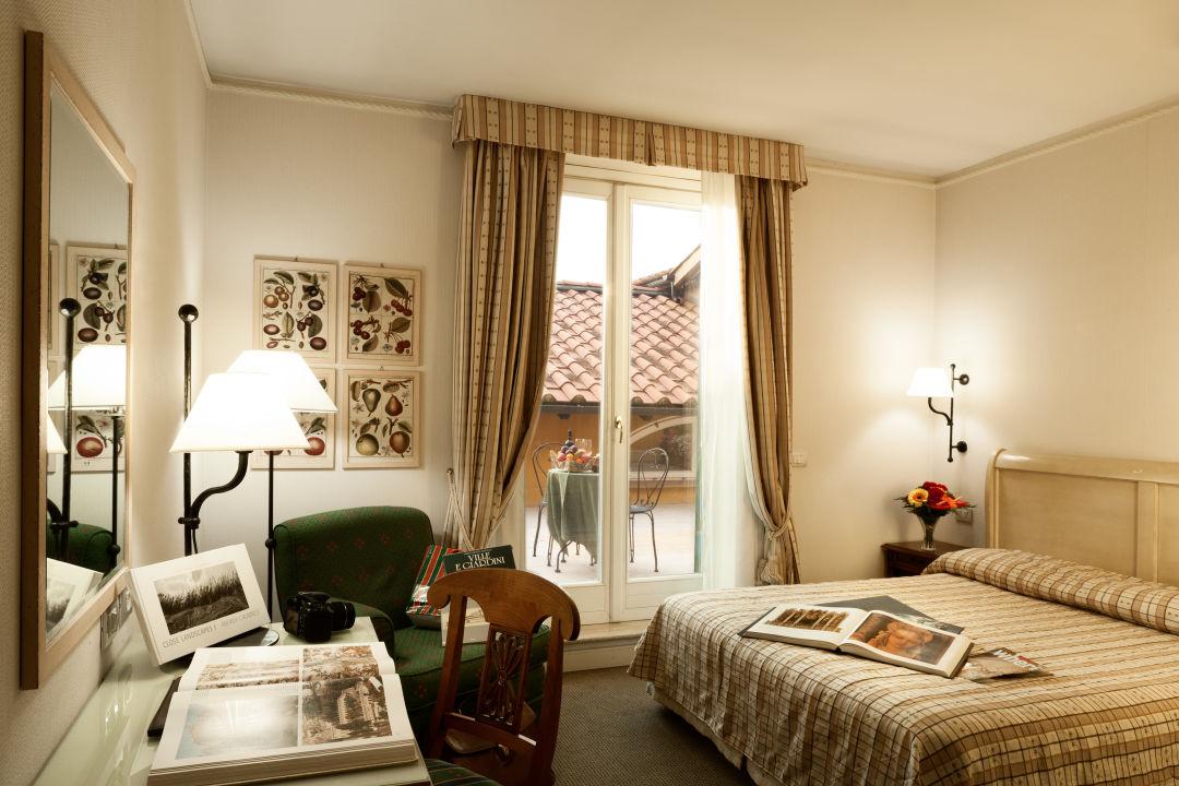 Zimmer Hotel Selva Candida