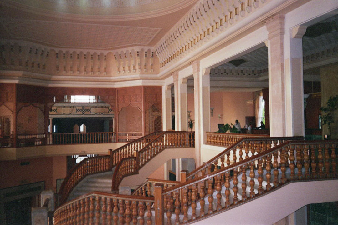 Blick zur Rezeption/Lobby Mahdia Palace Resort & Thalasso