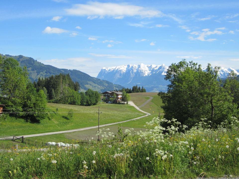 Panorama  Pension Ötzmooshof