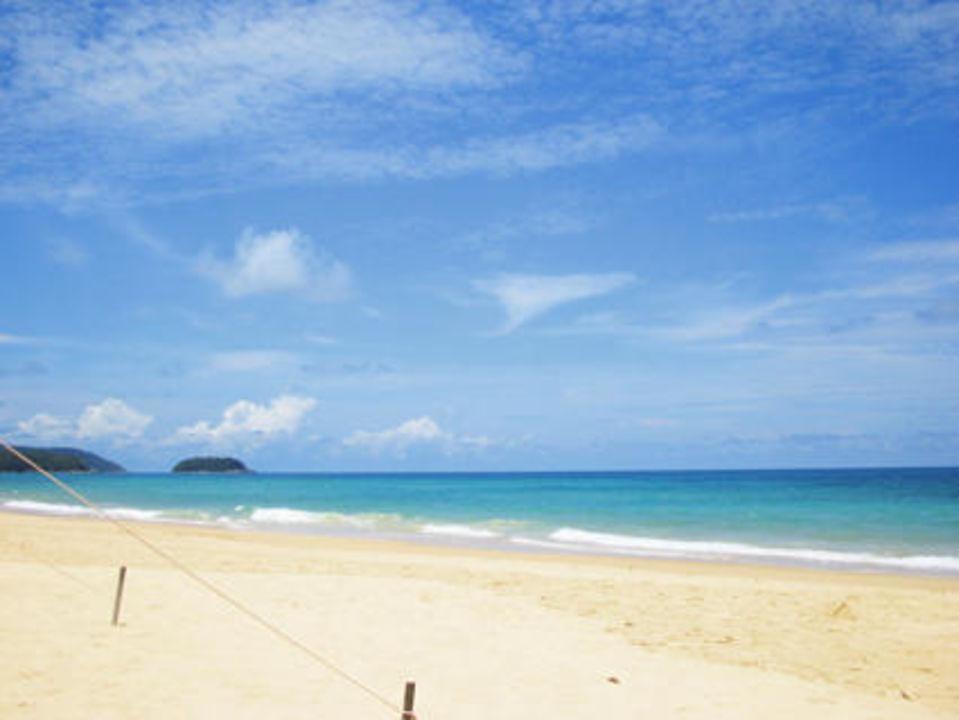 Strand Best Western Phuket Ocean Resort