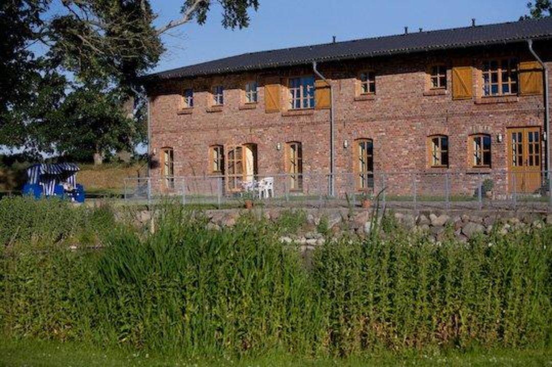 Bauernhaus Hofgut Wollin