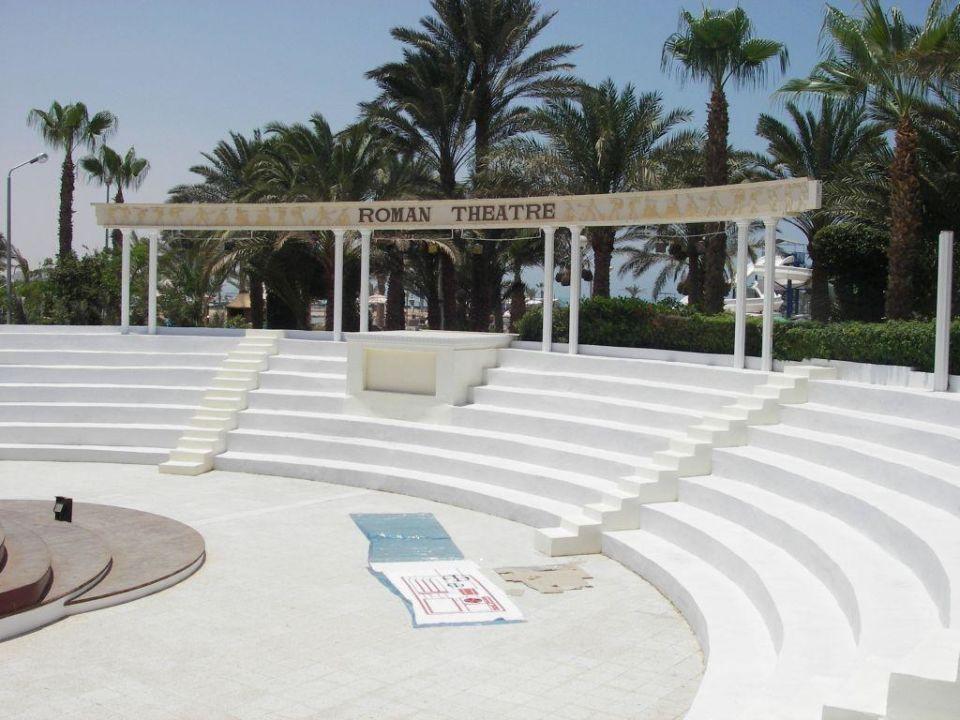 Amphitheater Colour Beach (Vorgänger-Hotel - existiert nicht mehr)