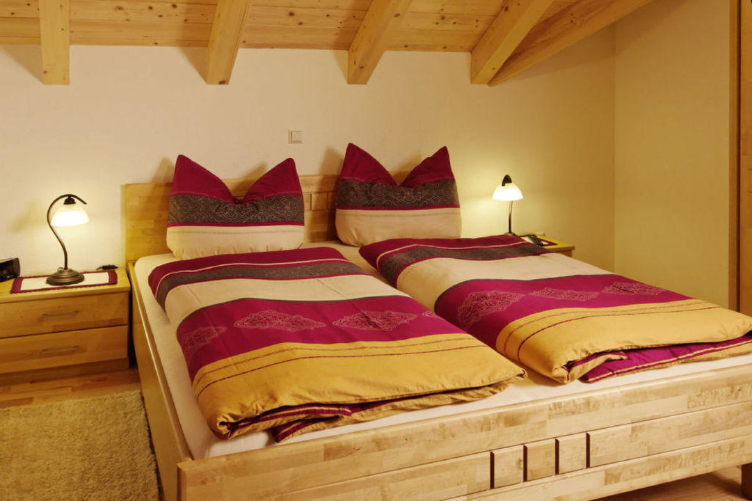 Schlafzimmer - Landhaus\