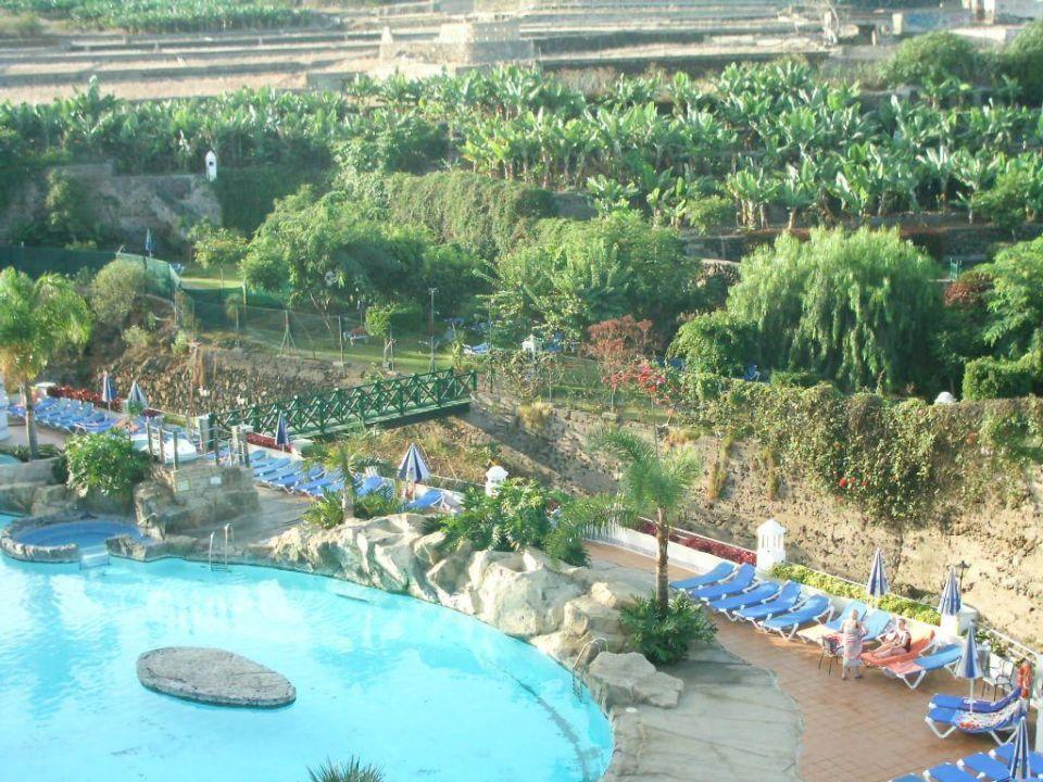 Gartenanlage Blue Sea Costa Jardin & Spa