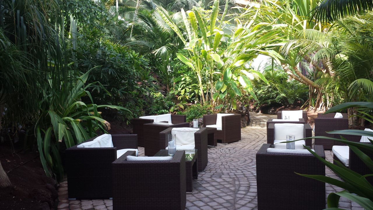 Schone Lounge Im Wintergarten R2 Rio Calma Hotel Spa
