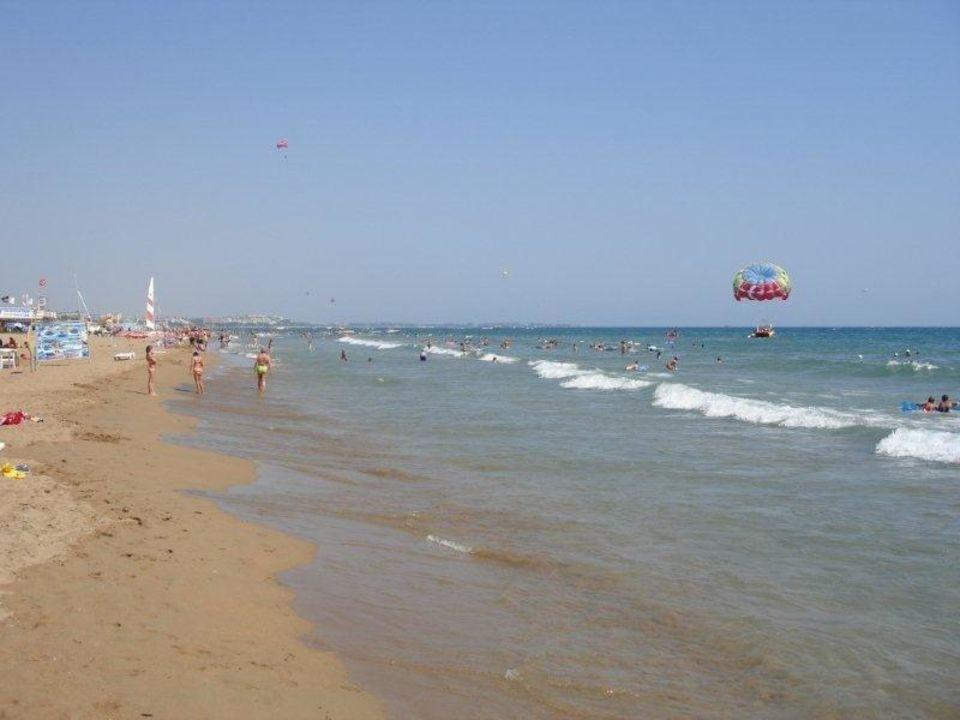 Der Strand Richtung Kumköy Kamelya Collection Hotel Fulya