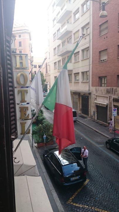 Linke Aussicht Marcella Royal Hotel