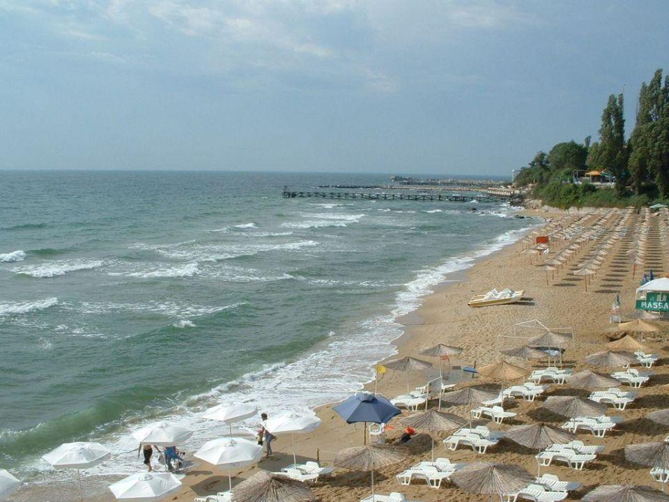 Strand vom Sirius Beach SPA Hotel Sirius Beach