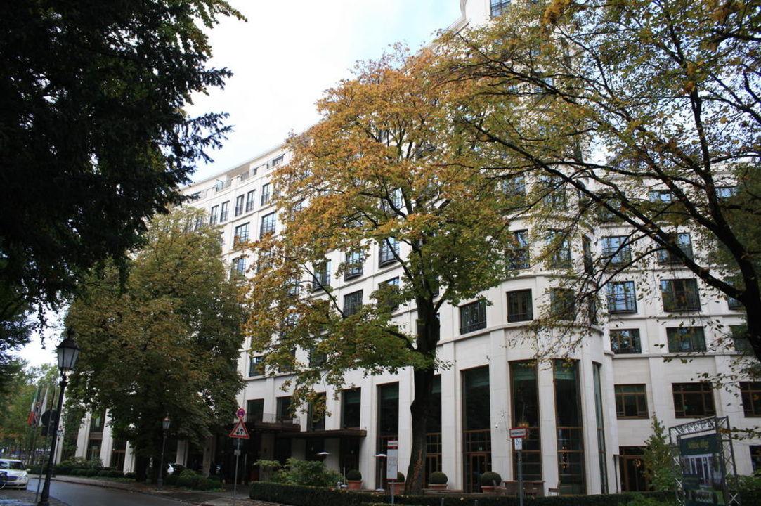 Hotel vom Botanischen Garten Rocco Forte The Charles Hotel