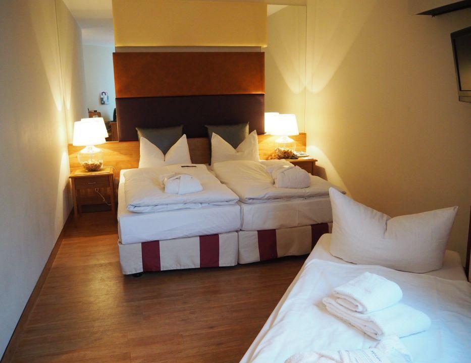 """3-bett-zimmer"""" mercure hotel berlin zentrum in berlin-tempelhof, Hause deko"""