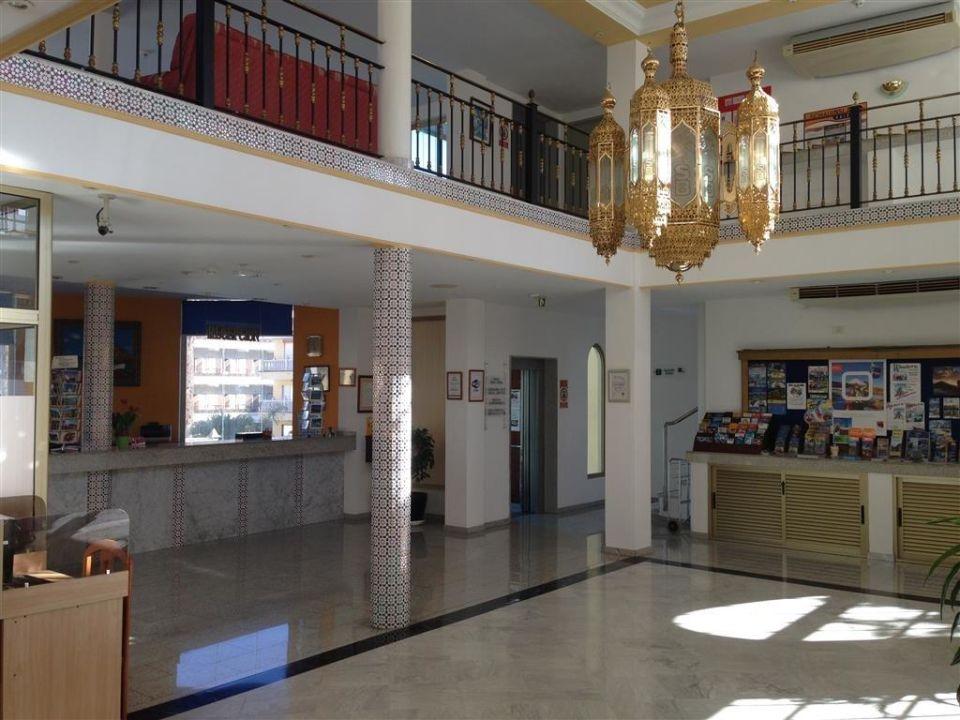 Hotel Rf San Borondon Teneriffa