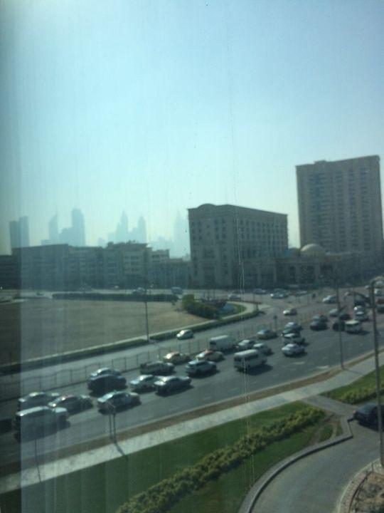 Ausblick ibis Styles Dubai Jumeira