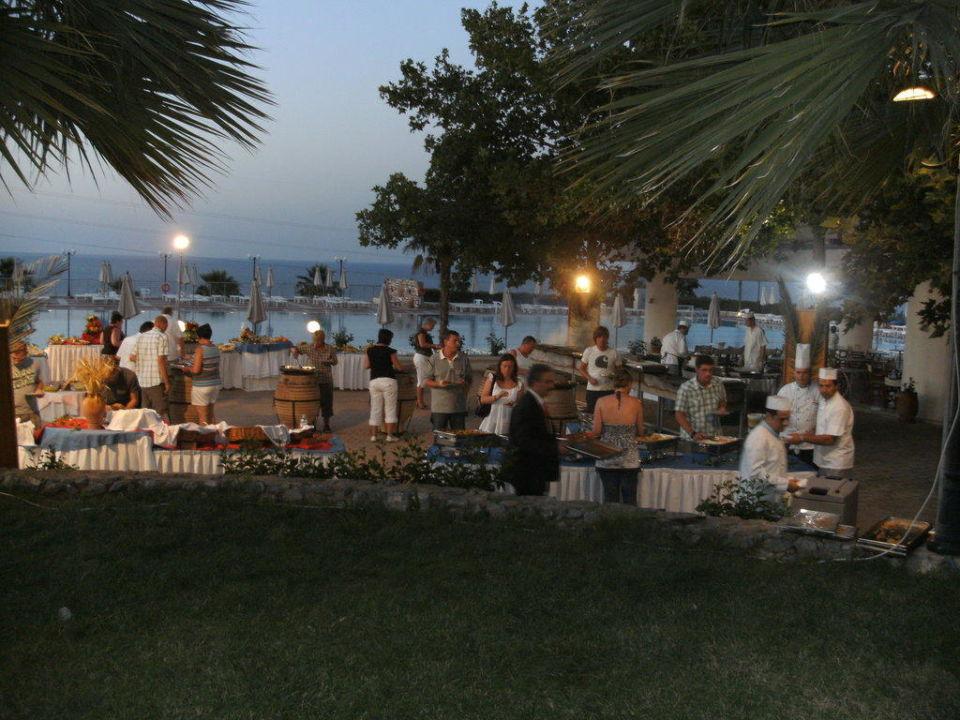 Griechischer Abend Hotel Royal Belvedere