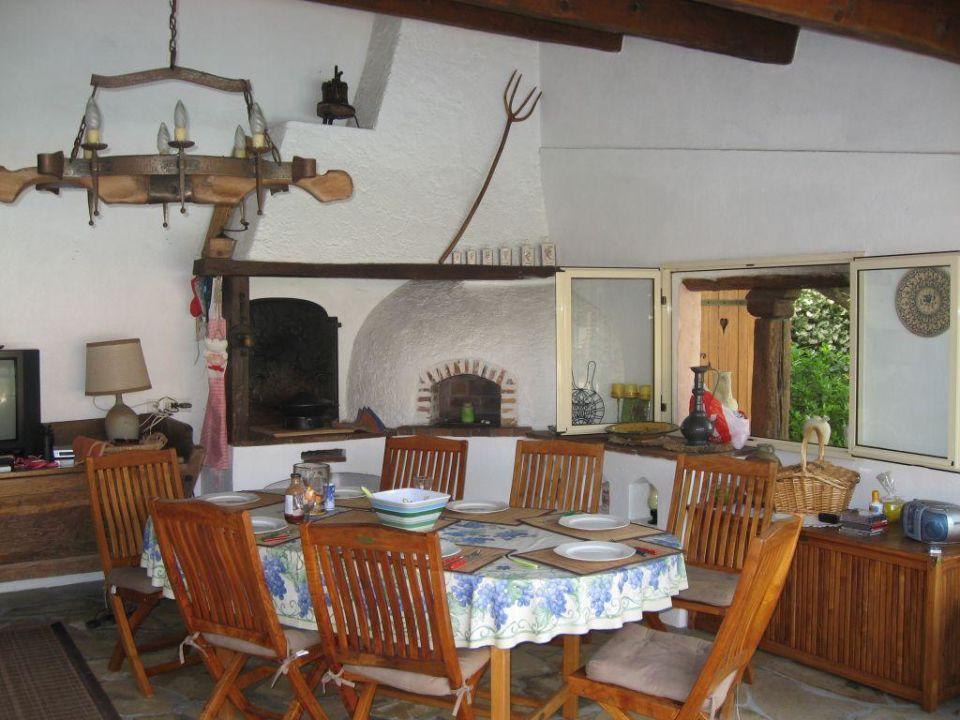 Sommerküche Design : Sommer küche design mit modernem platzsparendem design küche ist