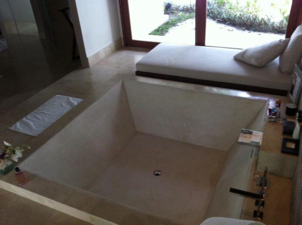 Größe Badewanne große badewanne 2 x 2 meter jumeirah dhevanafushi hotel viligili
