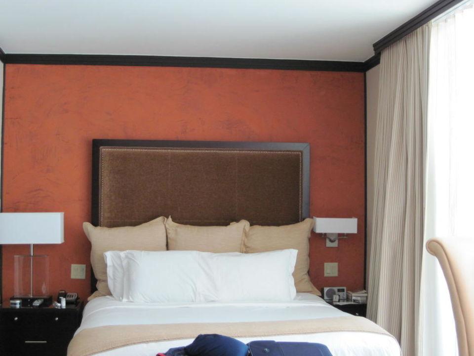 Super bequemes Bett Hotel Z Ocean South Beach – Crowne Plaza