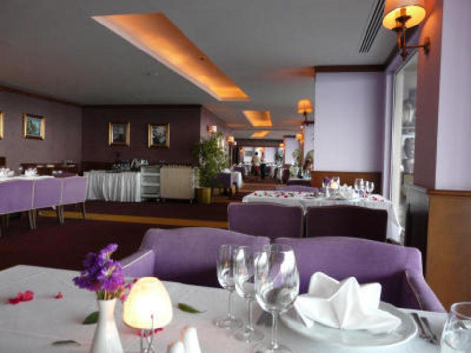 Das französische Restaurant Rixos Premium Tekirova