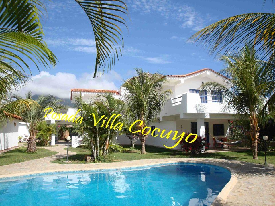 Ferienhaus Villa Cocuyo - Apartments/Ferienwohnung Ferienhaus Villa Cocuyo Apartments