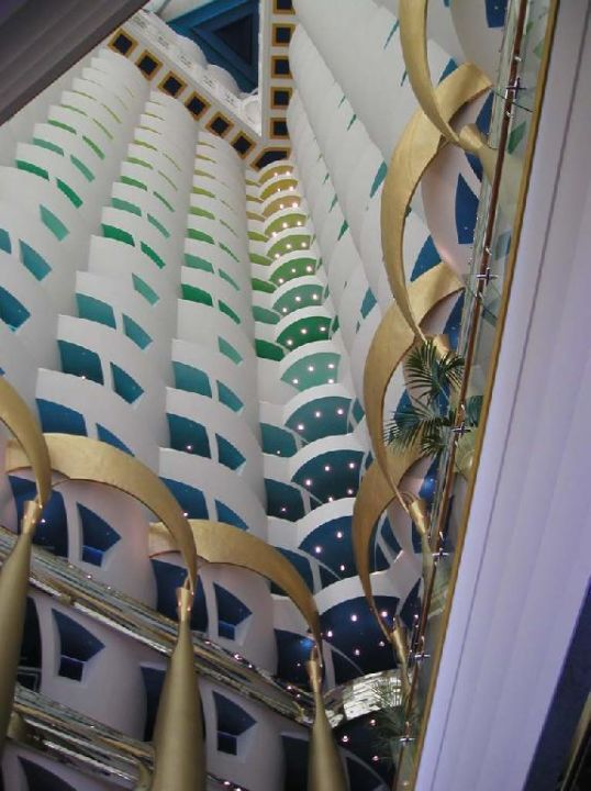 Burj Al Arab #2 Hotel Burj Al Arab