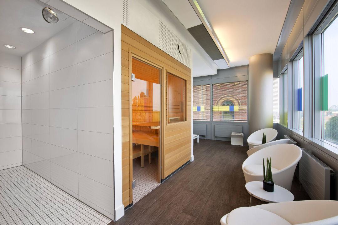 Wellness Area Innside By Melia Dusseldorf Hafen Dusseldorf