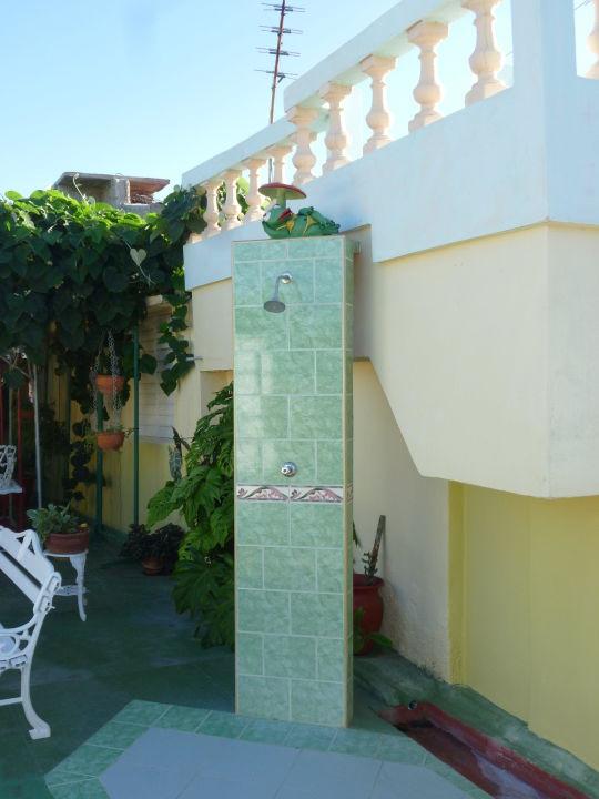 Außenansicht Casa Mary y Angel