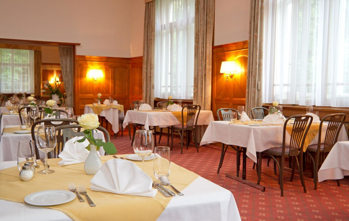Speisesaal Hotel National