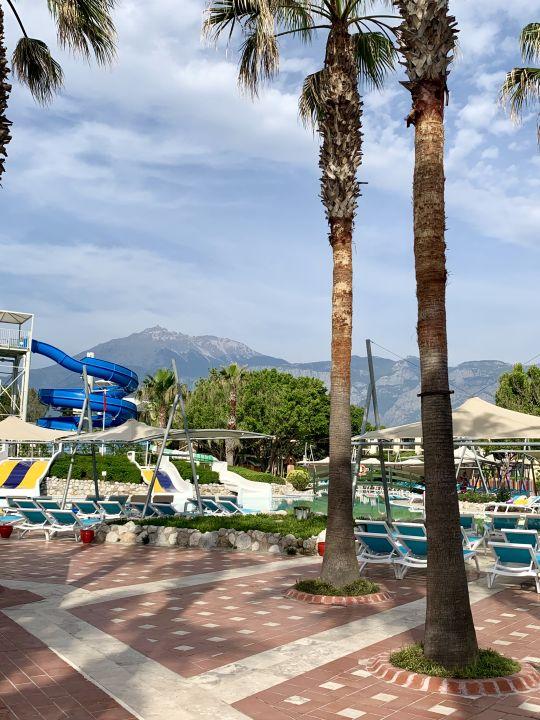 Außenansicht Limak Limra Resort