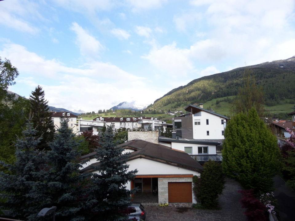 Ausblick vom Zimmer Hotel Rosskopf