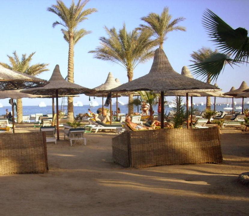 Der neu gestaltete Strand Giftun Azur Resort