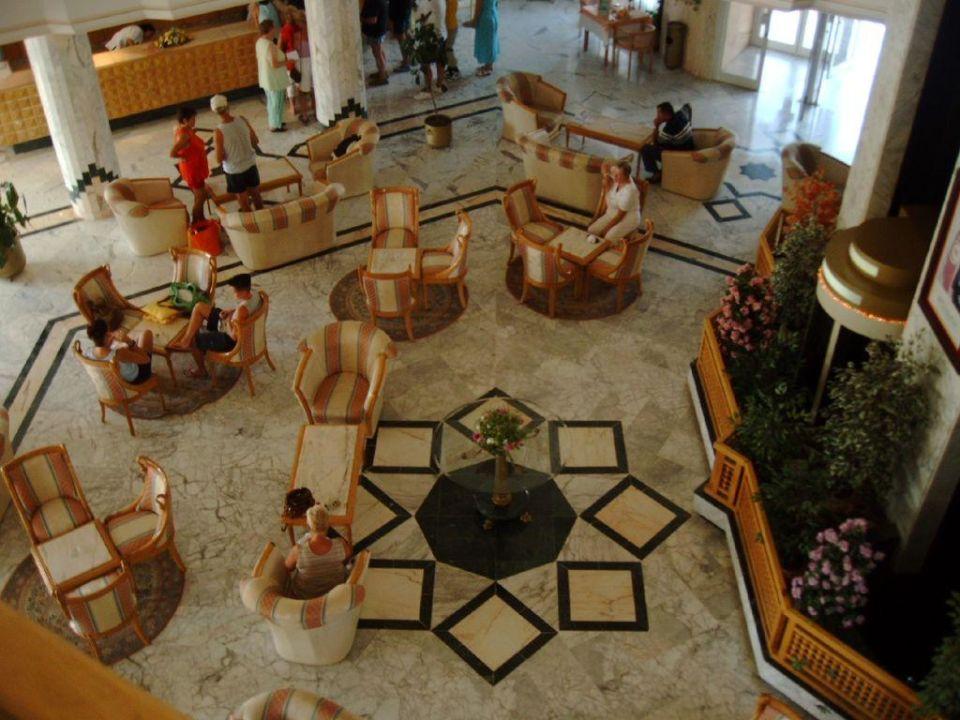 Hotelhalle Hotel Houria Palace