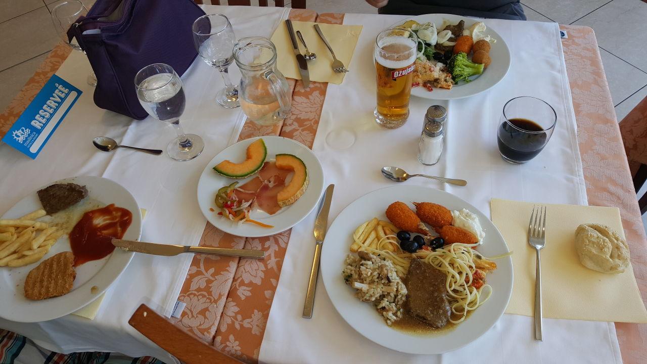 Gastro Hotel Mimosa - Lido Palace