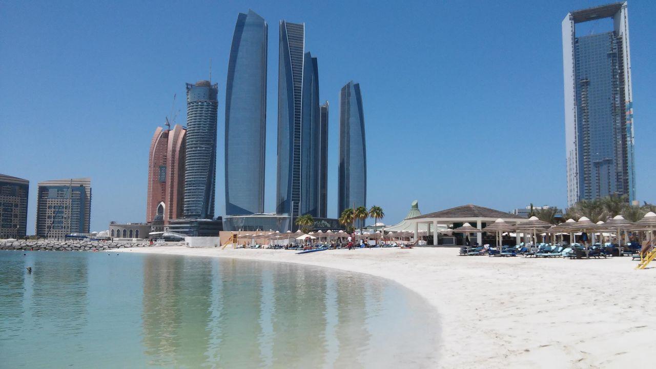 Abu Dhabi Rental Car Airport