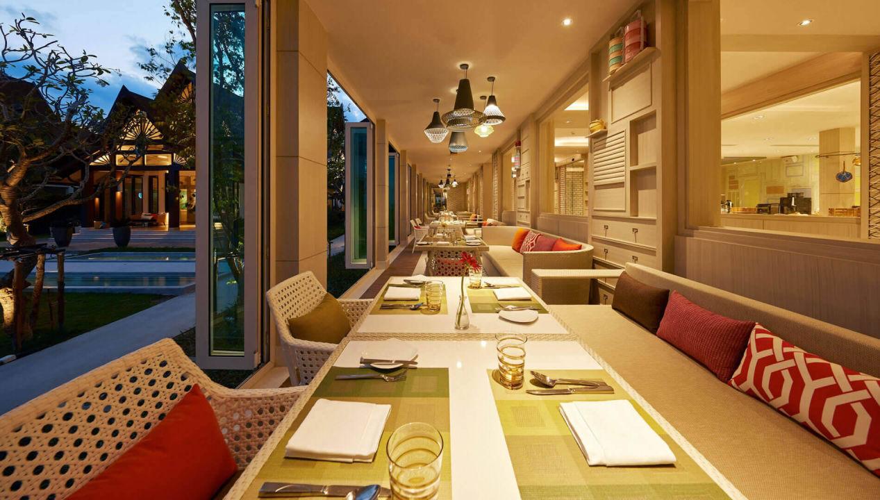 Amaya Food Gallery - Amari Koh Samui